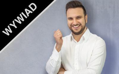 """Wywiad z Danielem Siwcem, autorem książki """"Flipy od zera"""""""